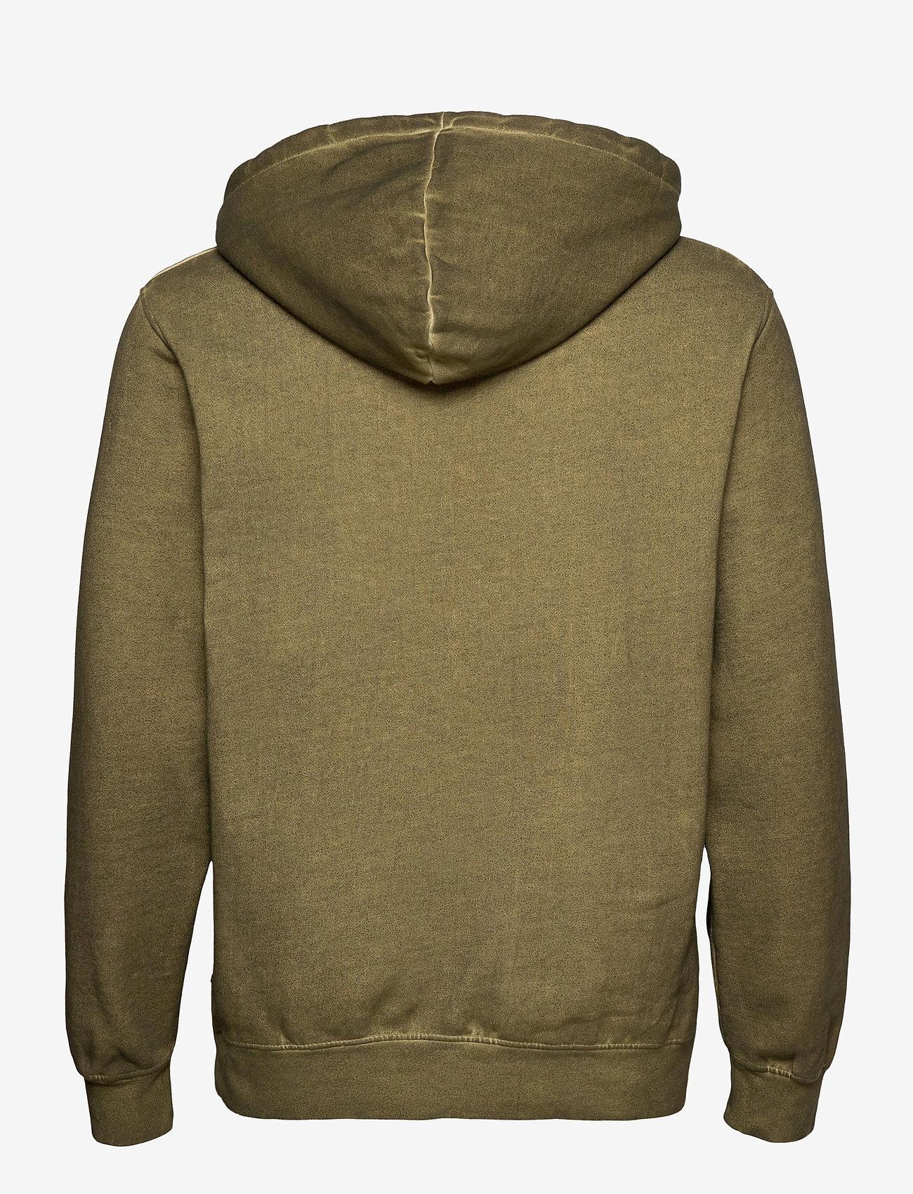 HAN Kjøbenhavn - Casual Hoodie - basic sweatshirts - green crush - 2
