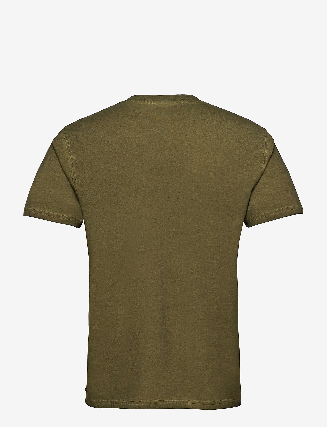 HAN Kjøbenhavn - Casual Tee - basic t-shirts - green crush - 2