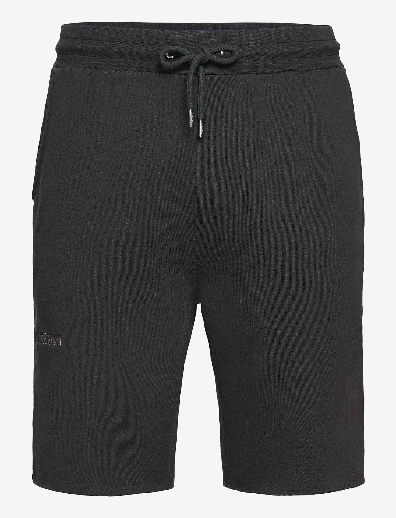 HAN Kjøbenhavn - Sweat Shorts - casual shorts - faded black - 1