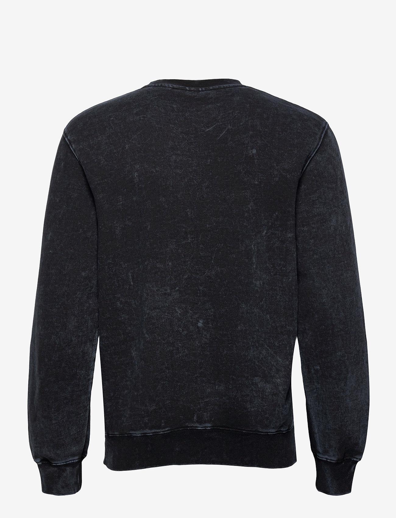 HAN Kjøbenhavn - Casual Crew - truien - denim blue acid - 1