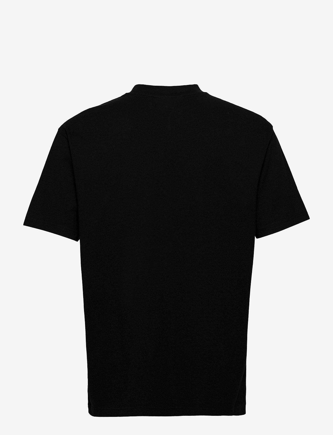 HAN Kjøbenhavn - Boxy SS Tee - korte mouwen - faded black - 1