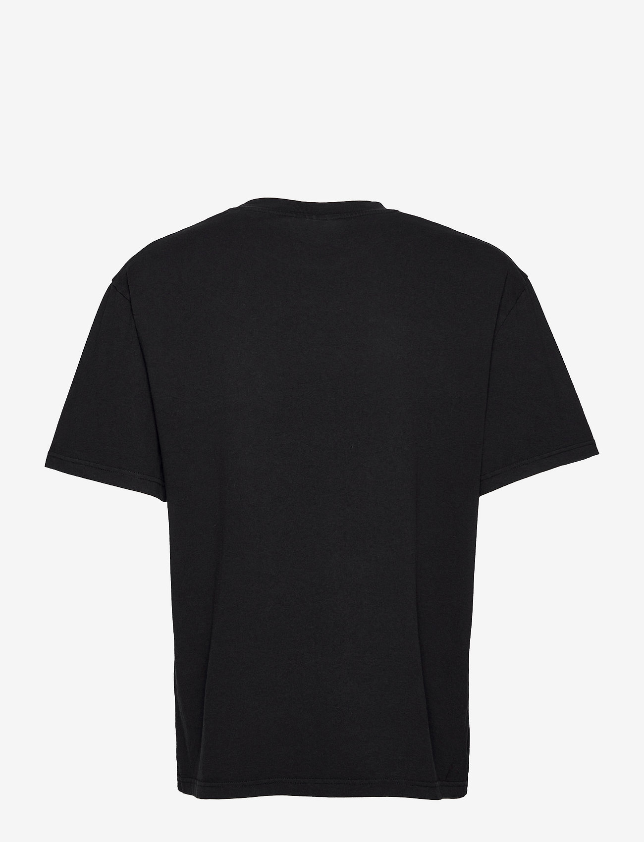 HAN Kjøbenhavn - Boxy Tee Short Sleeve - korte mouwen - faded black - 1