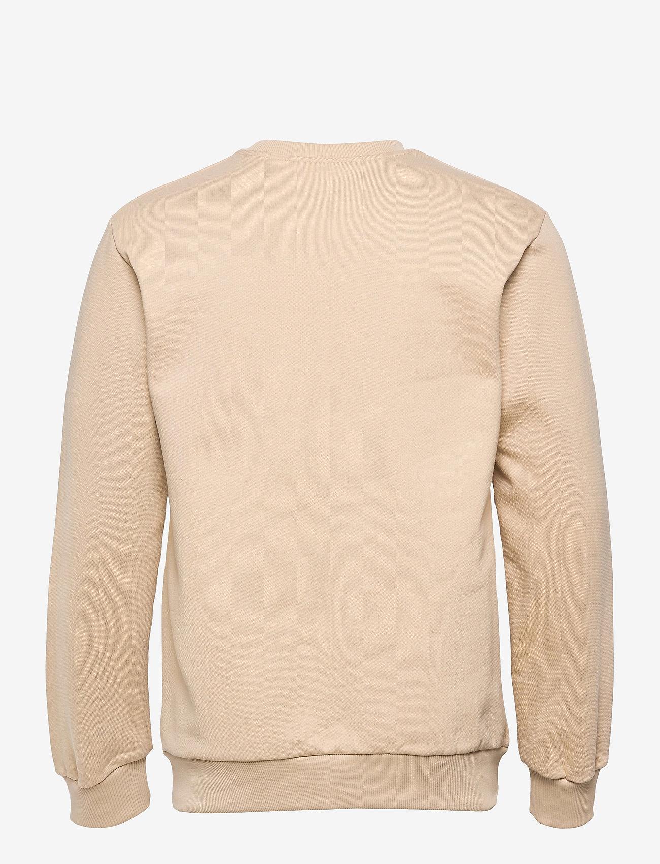 HAN Kjøbenhavn - Casual Crew - basic sweatshirts - sand - 1