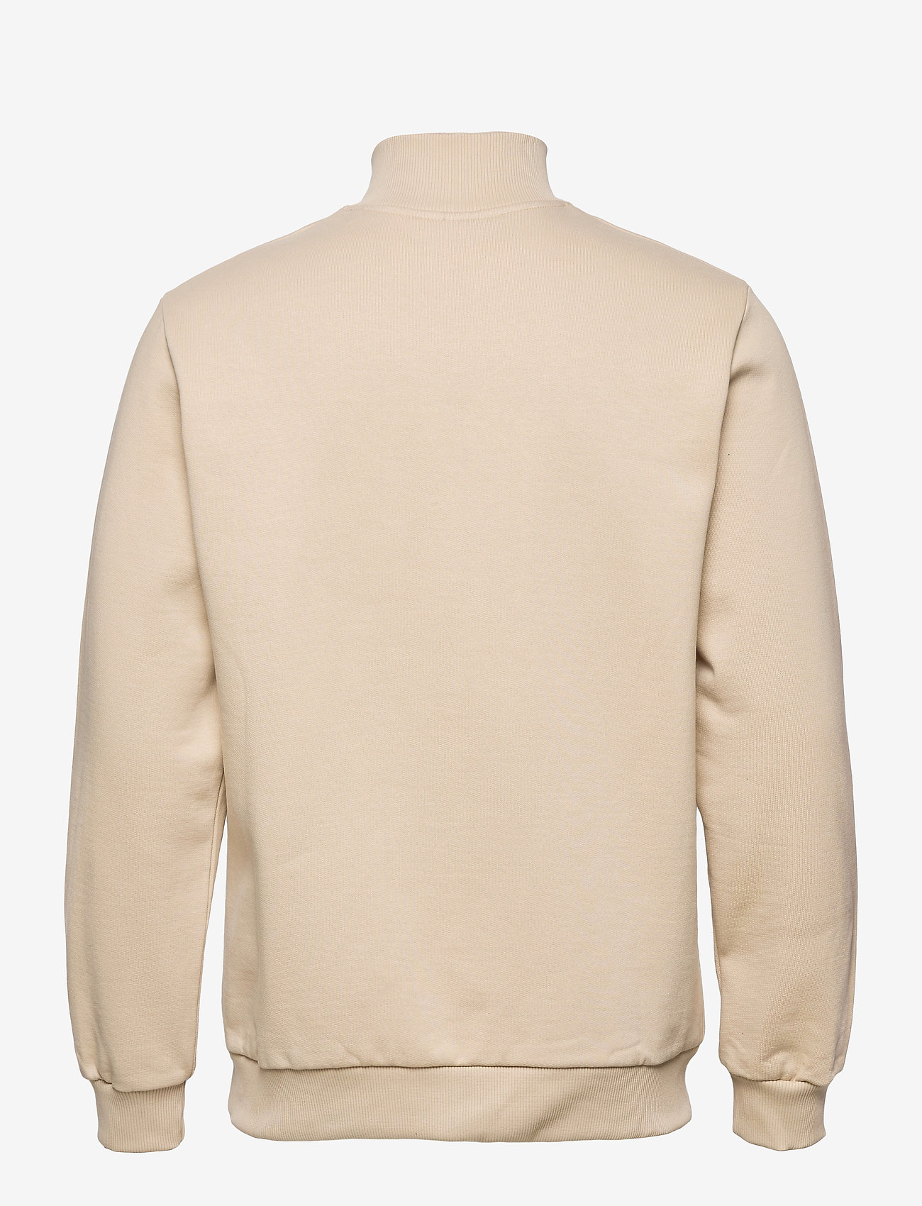 HAN Kjøbenhavn - Half Zip Sweat - basic sweatshirts - sand - 1