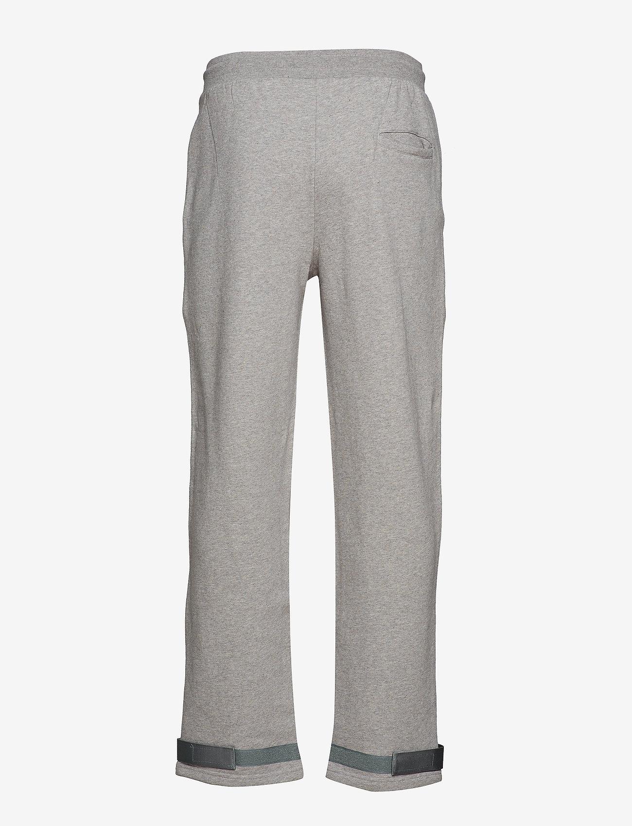 HAN Kjøbenhavn - Sweat Pants - kleding - grey logo - 2