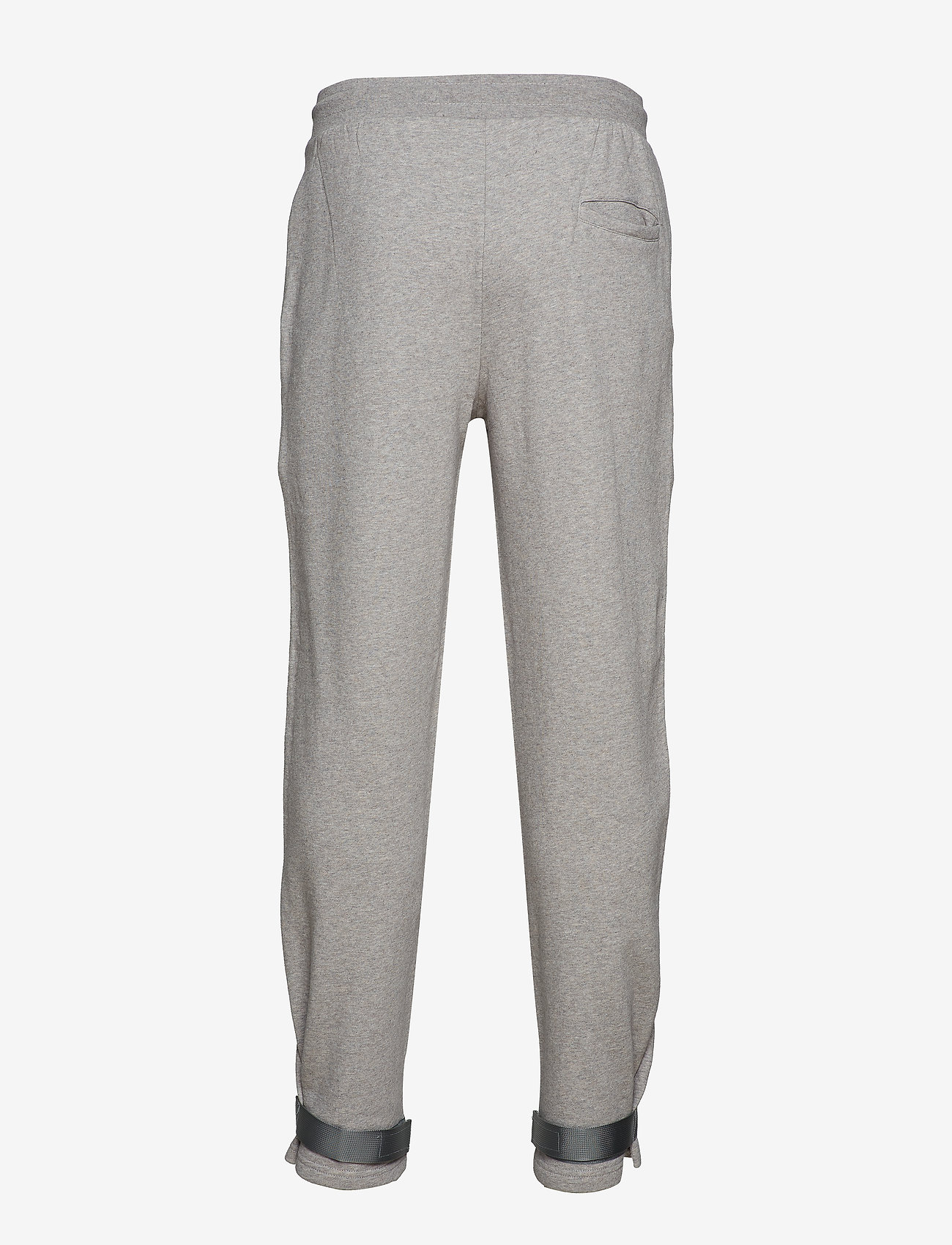 HAN Kjøbenhavn - Sweat Pants - kleding - grey logo - 3