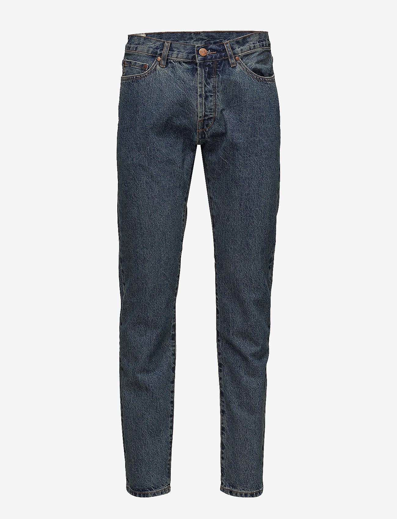 HAN Kjøbenhavn - Tapered Jeans - regular jeans - heavy stone wash - 0