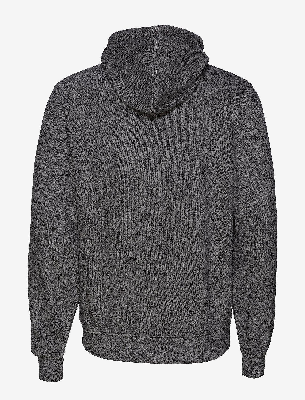 HAN Kjøbenhavn Casual Hoodie - Sweatshirts DARK GREY - Menn Klær
