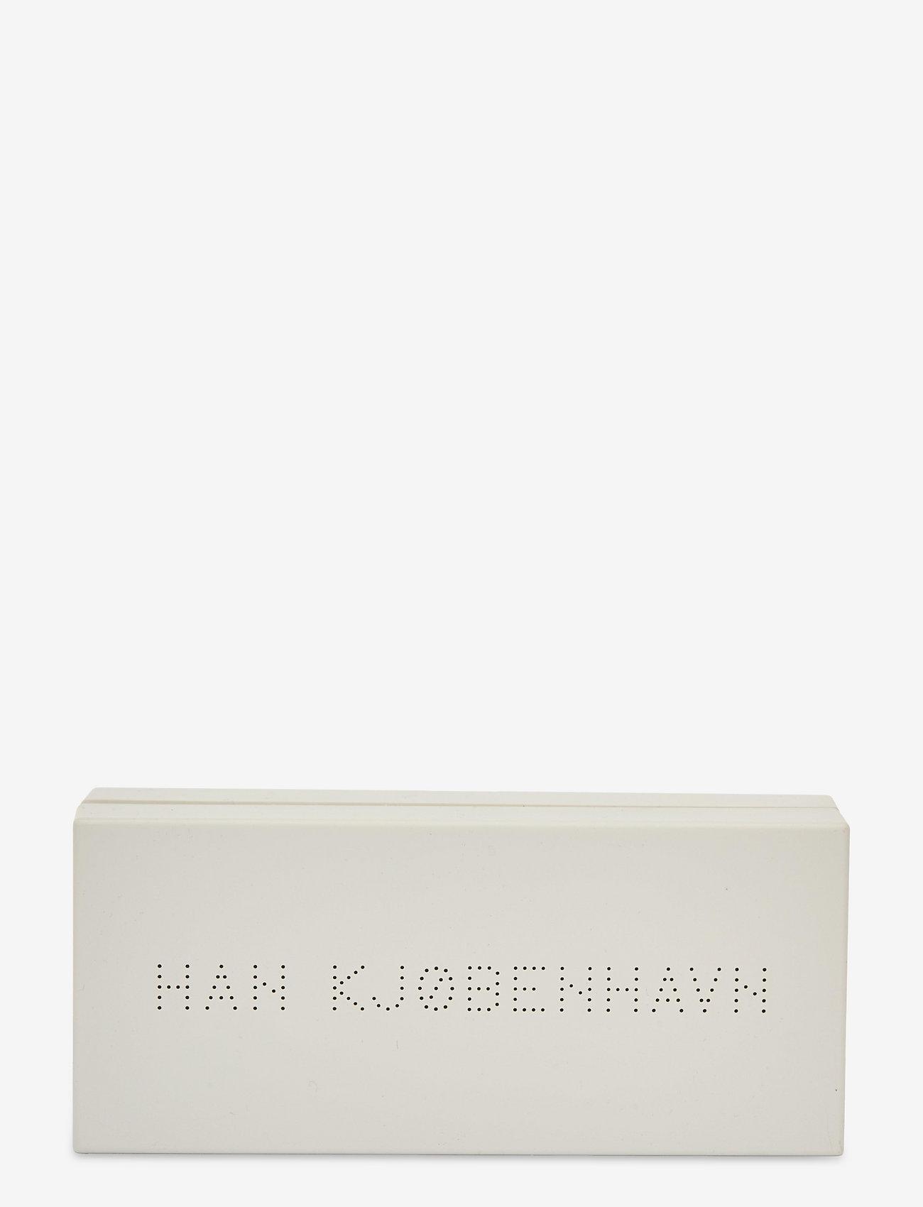 HAN Kjøbenhavn - Race - d-vormige - yellow transparent - 3