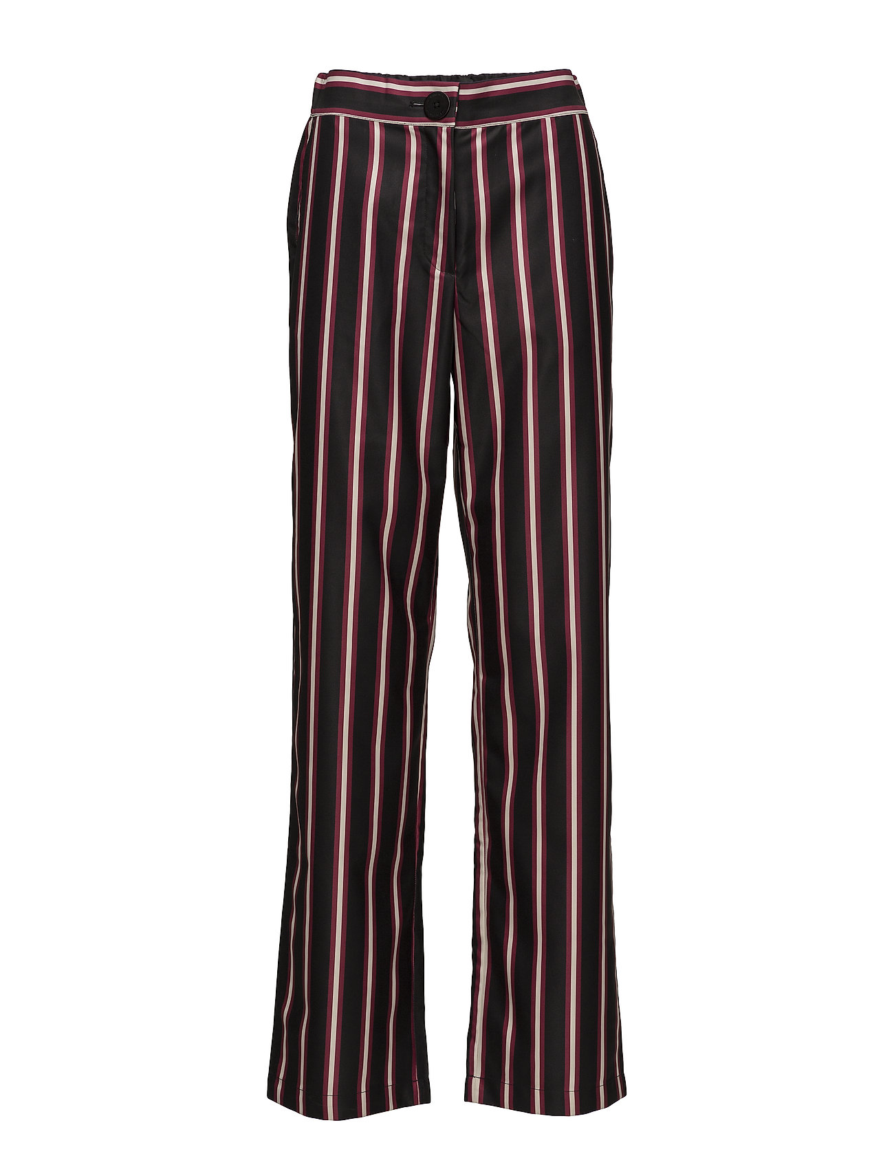 HAN Kjøbenhavn Suited Pants - BLACK STRIPE