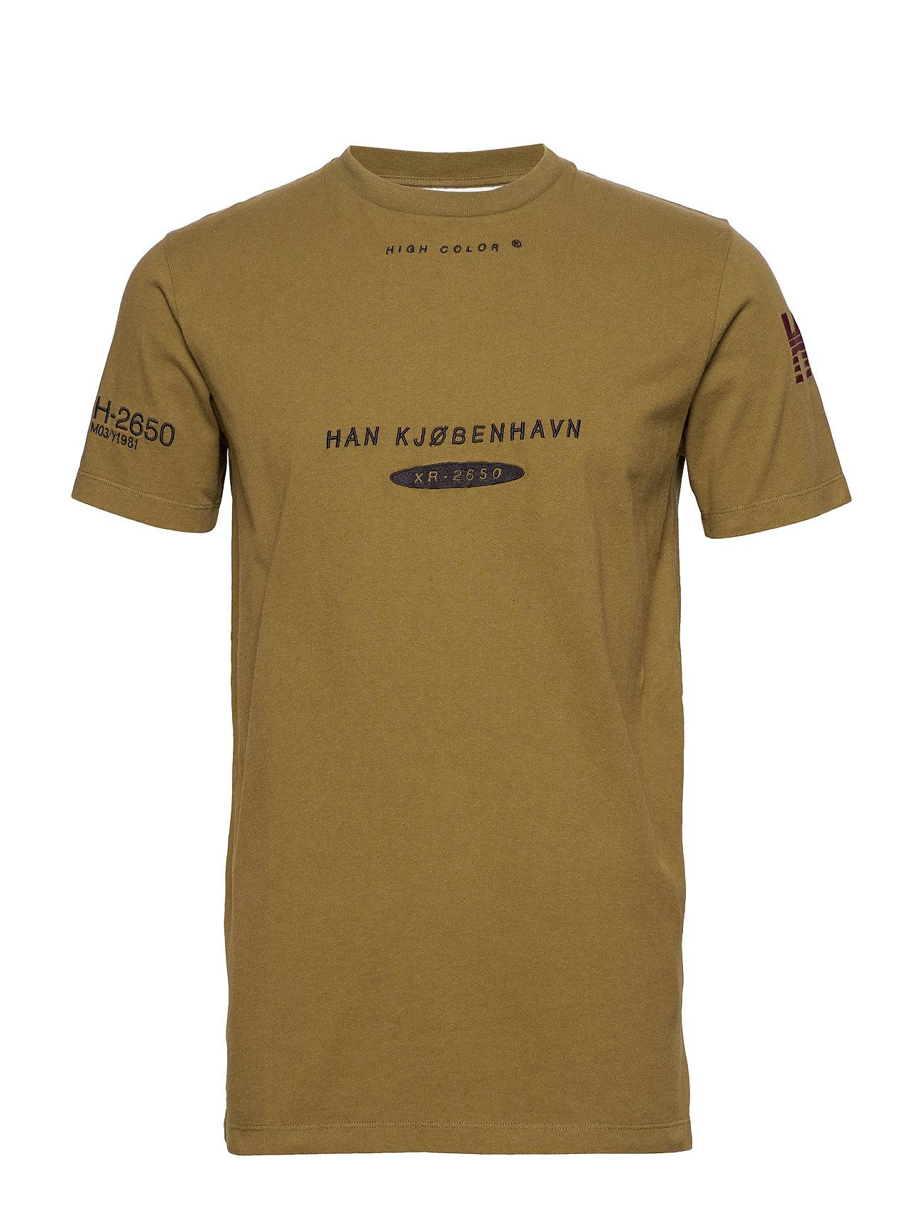 3c6f235c9b3 HAN Kjøbenhavn Clothing Casual Tee (Olive), (45 €) | Large selection ...