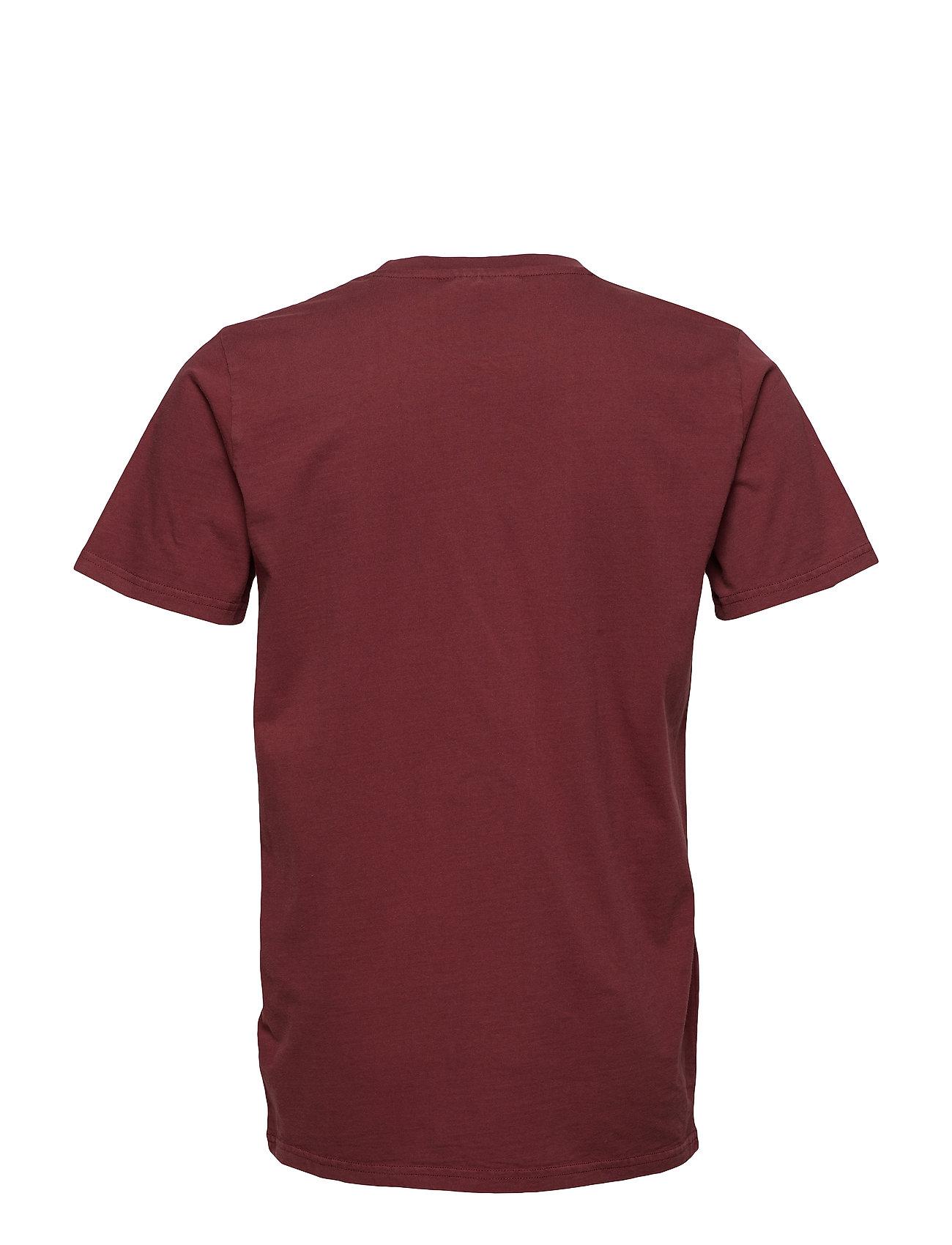 Casual Tee T shirt Rød HAN KJØBENHAVN