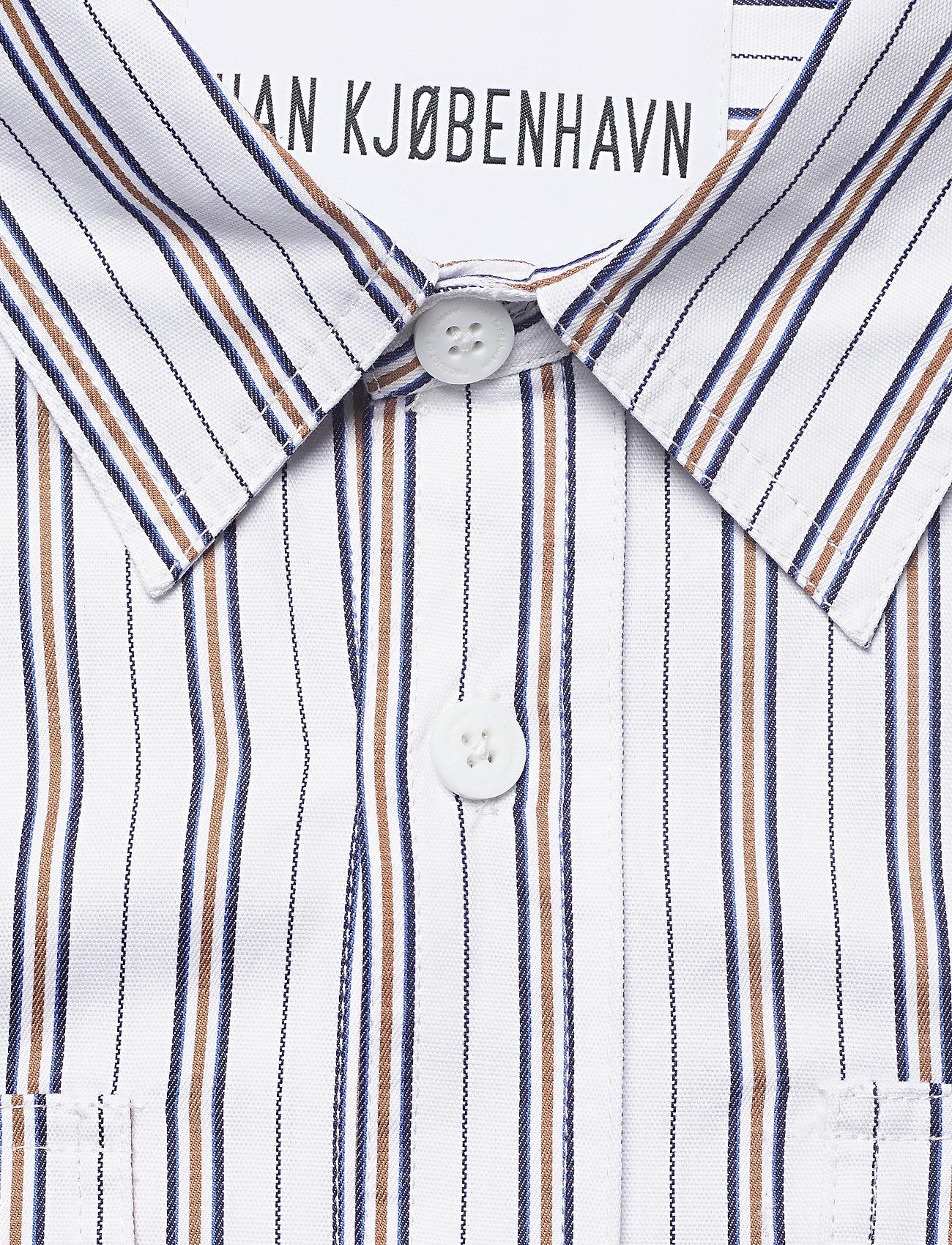 HAN Kjøbenhavn - Garden Shirt - casual overhemden - triple stripe - 2