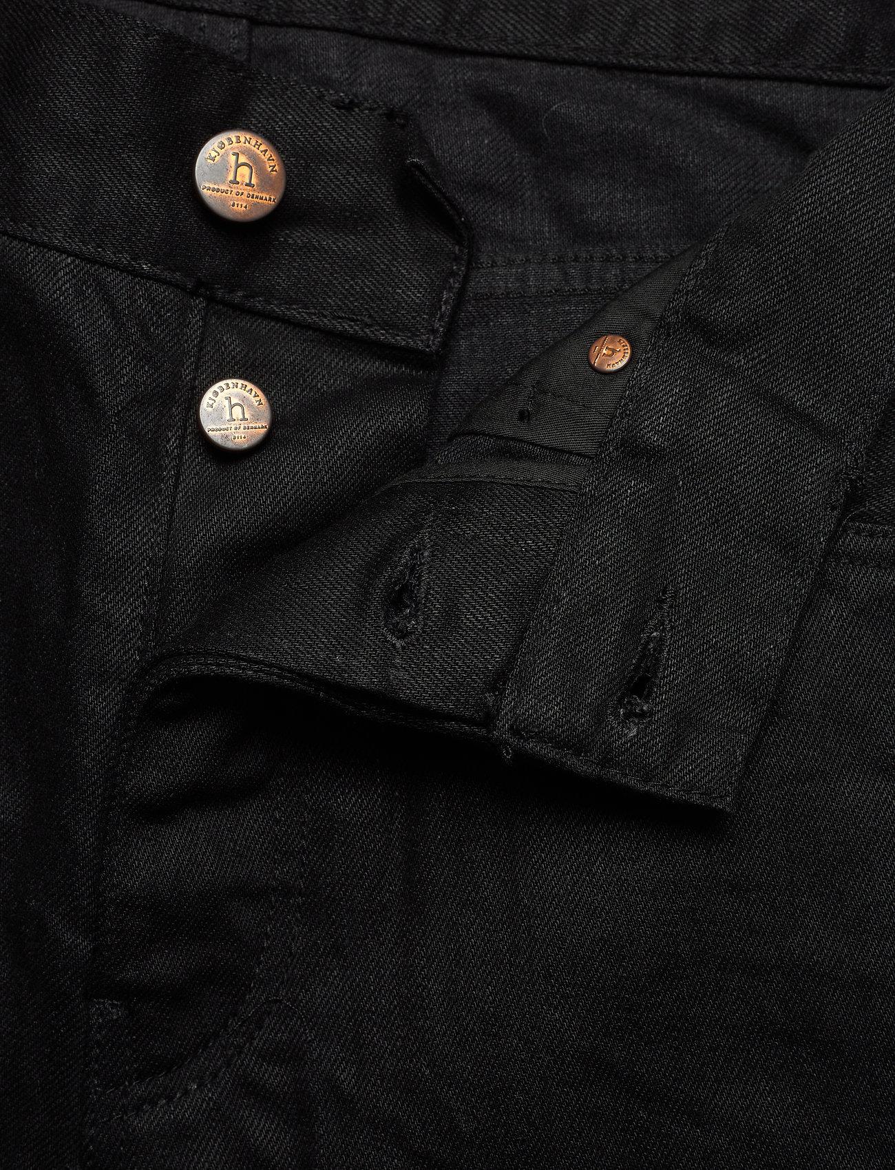 HAN Kjøbenhavn - Relaxed Jeans - regular jeans - black black - 5