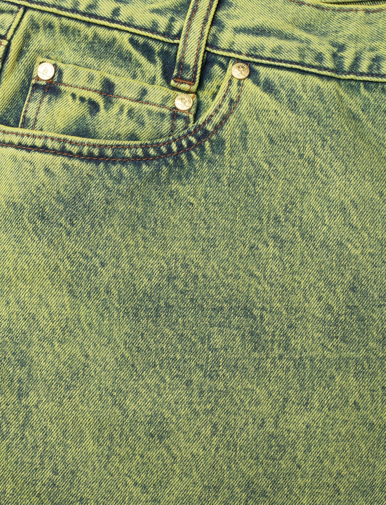 HAN Kjøbenhavn - Denim Jeans - slim jeans - lime - 2