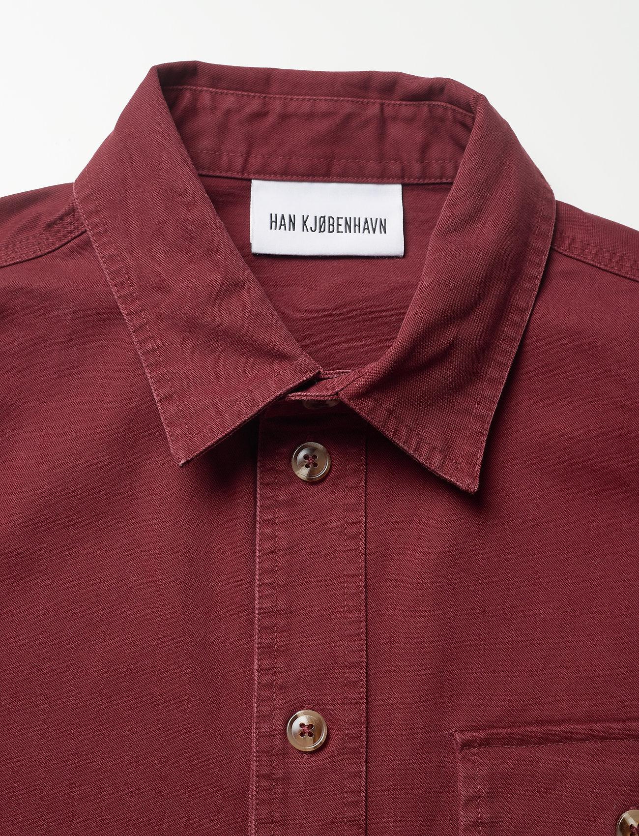 HAN Kjøbenhavn - Army Shirt - kleding - grey - 5