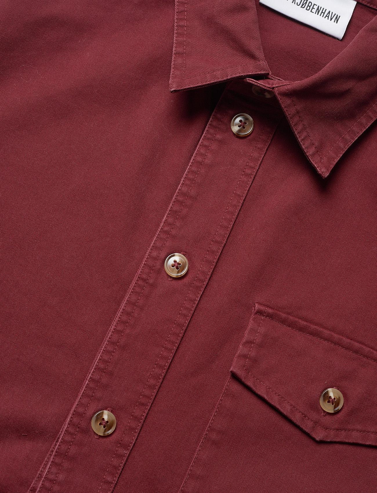 HAN Kjøbenhavn - Army Shirt - kleding - grey - 6