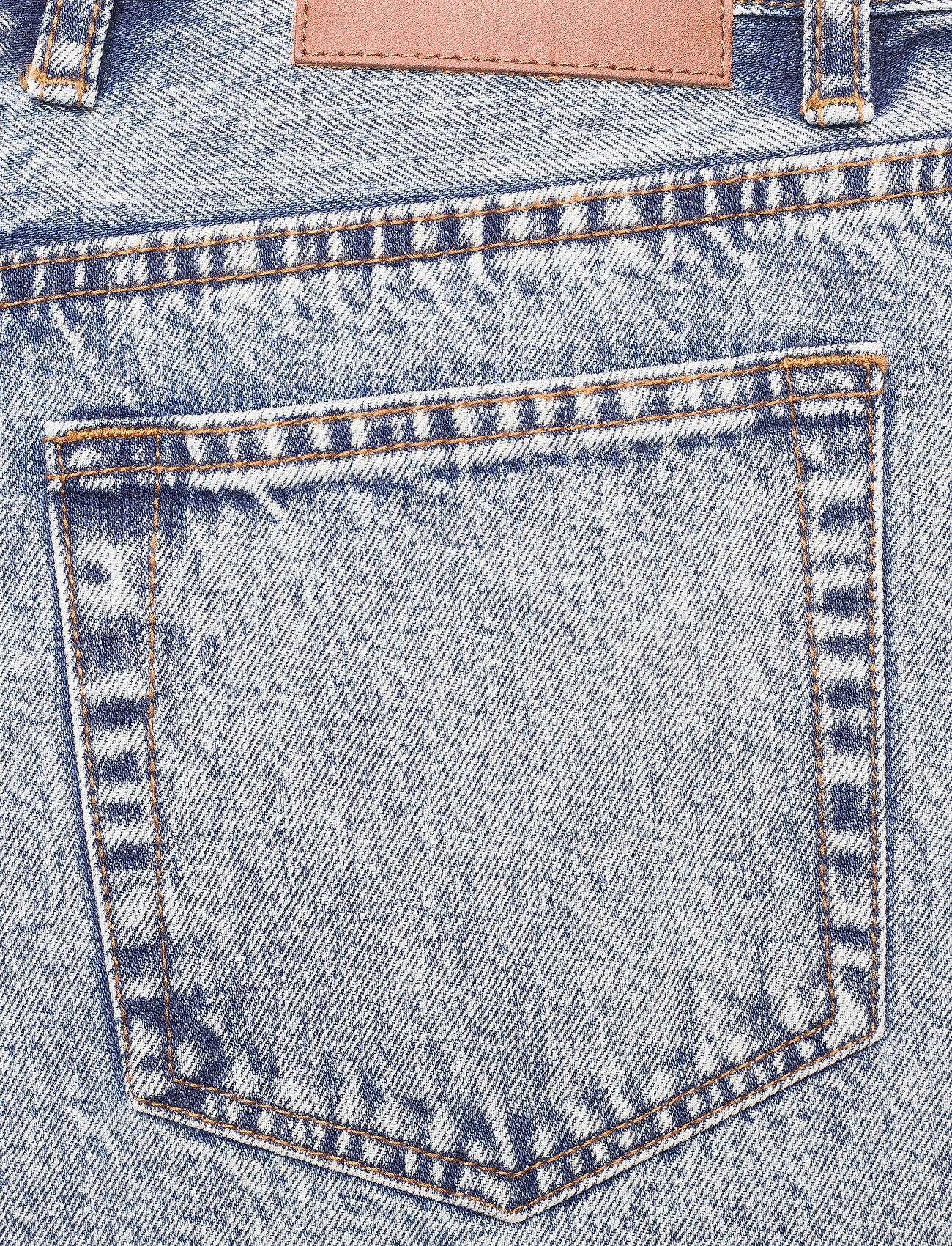 HAN Kjøbenhavn - Work Shorts - denim shorts - bleached denim - 4