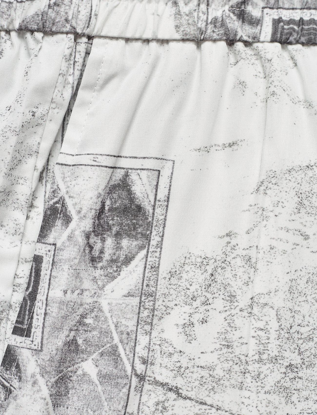 HAN Kjøbenhavn - Track Shorts - casual shorts - bleach diamond - 5
