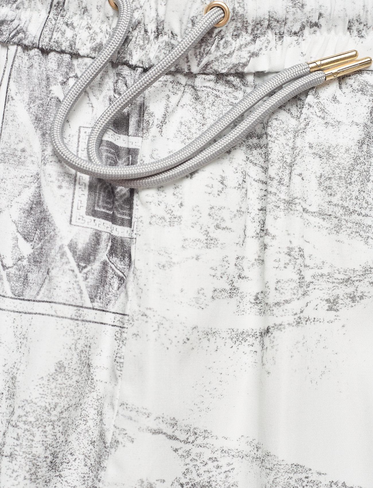 HAN Kjøbenhavn - Track Shorts - casual shorts - bleach diamond - 6