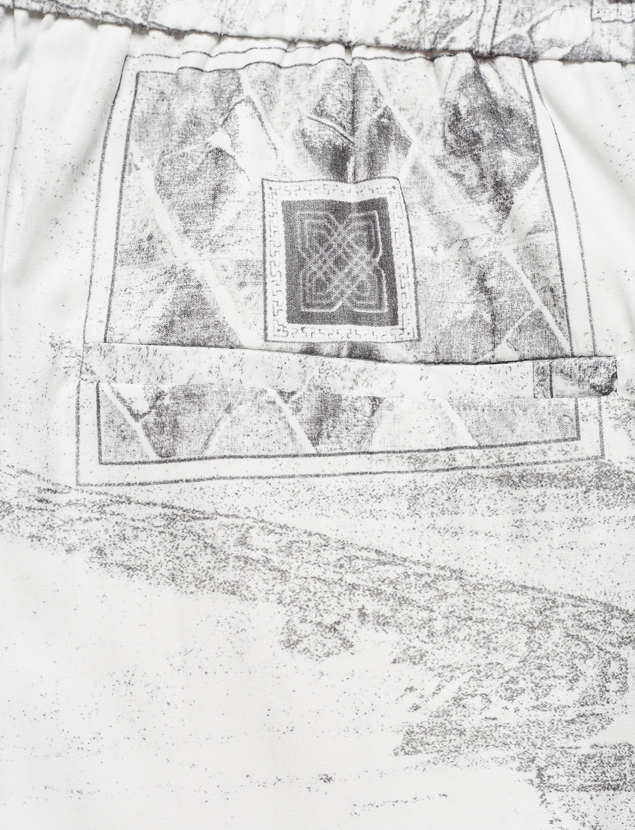 HAN Kjøbenhavn - Track Shorts - casual shorts - bleach diamond - 7