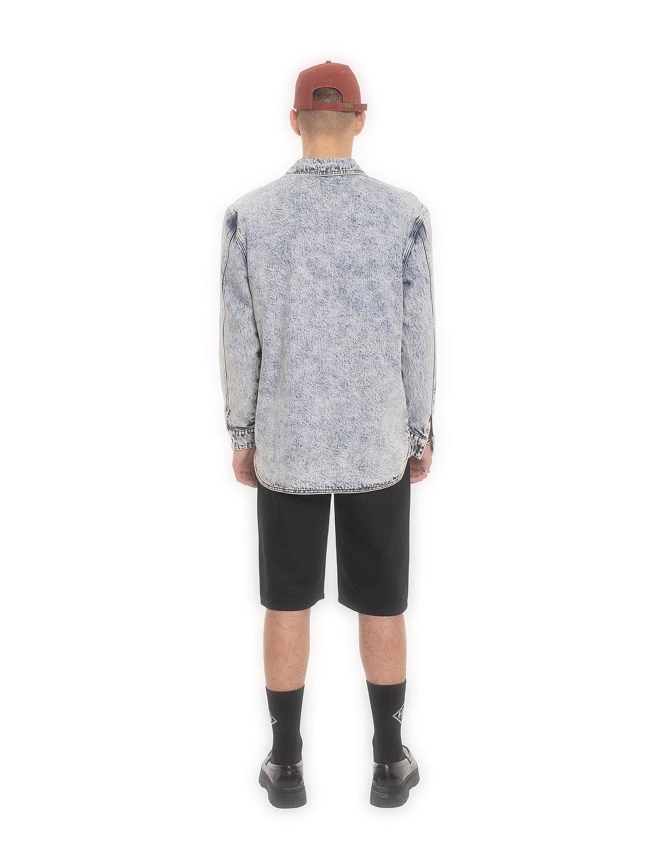 HAN Kjøbenhavn - Army Shirt - tops - grey - 3