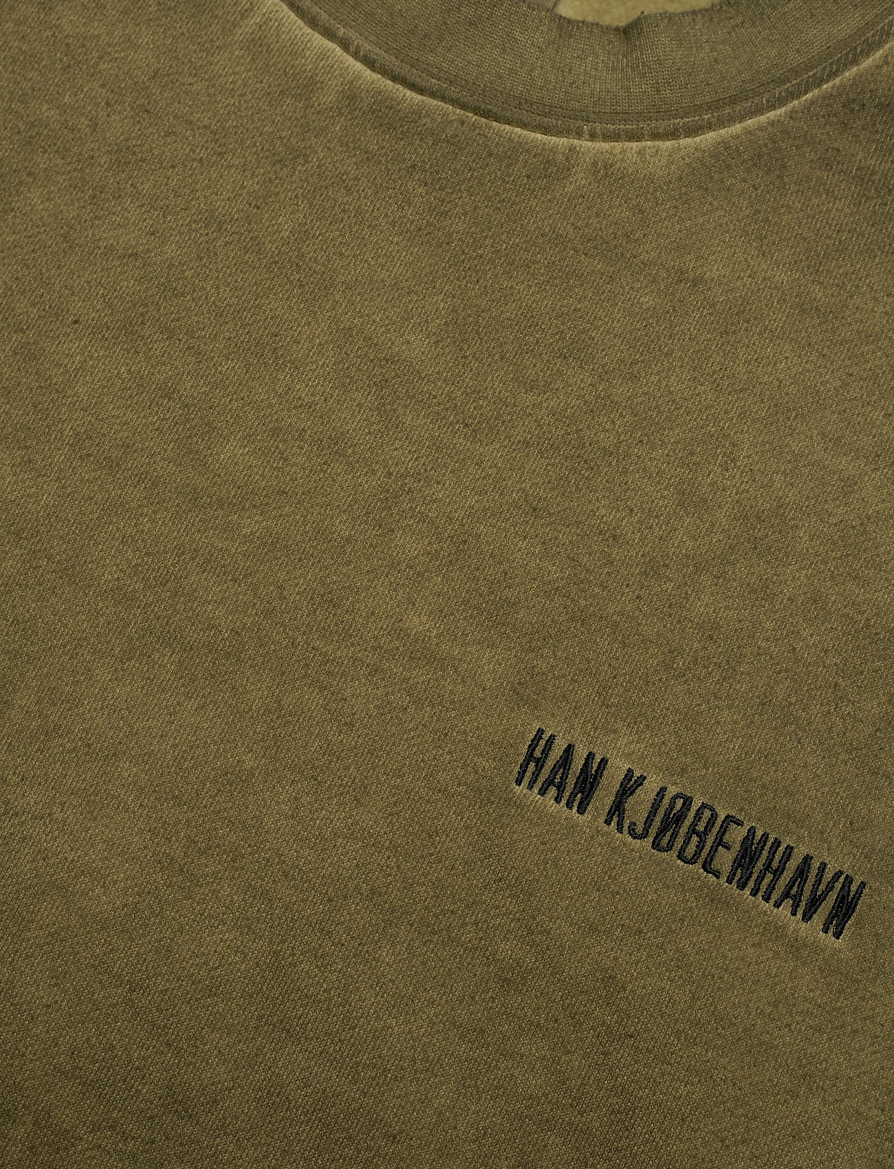 HAN Kjøbenhavn - Casual Crew - basic sweatshirts - green crush - 5
