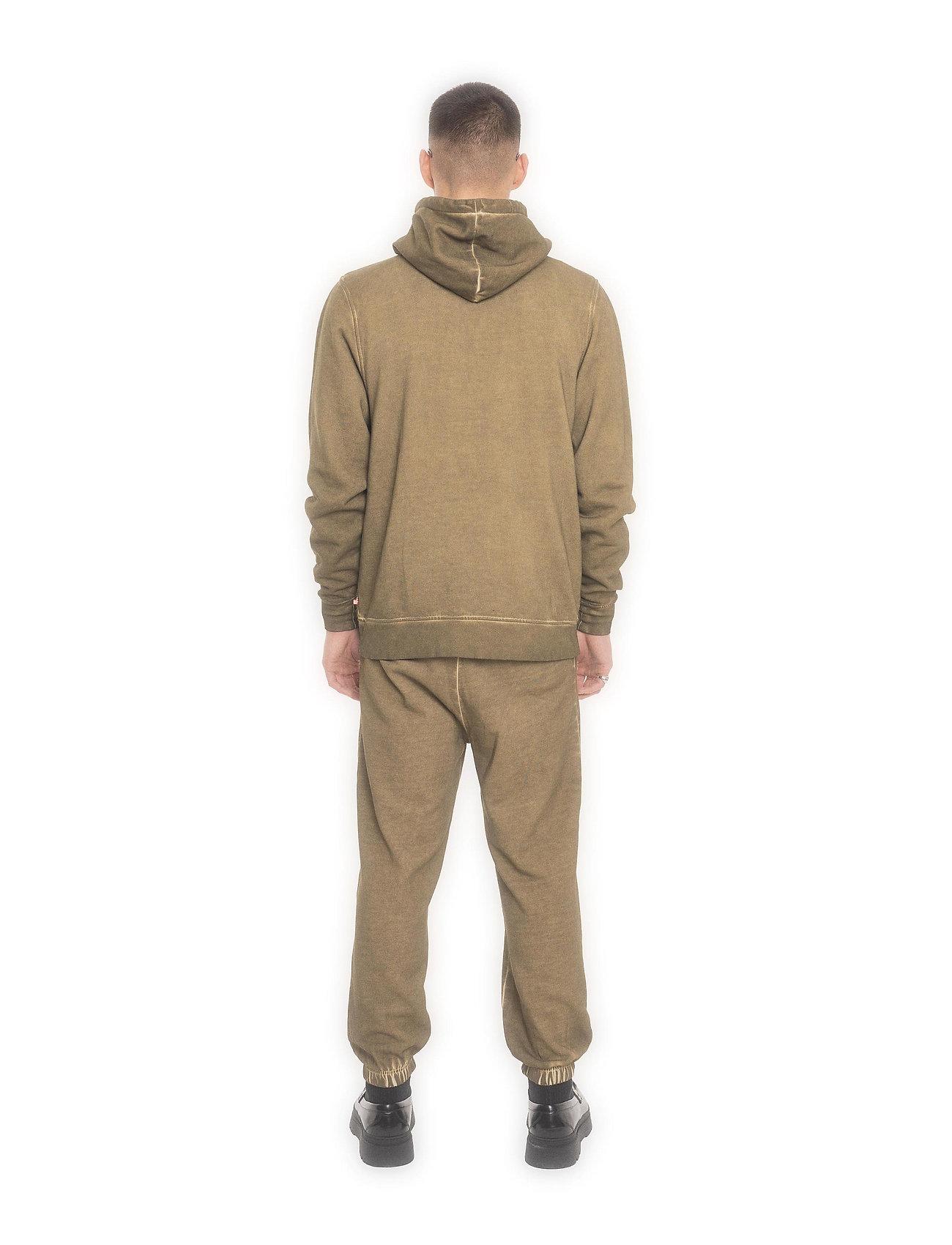 HAN Kjøbenhavn - Casual Hoodie - basic sweatshirts - green crush - 3