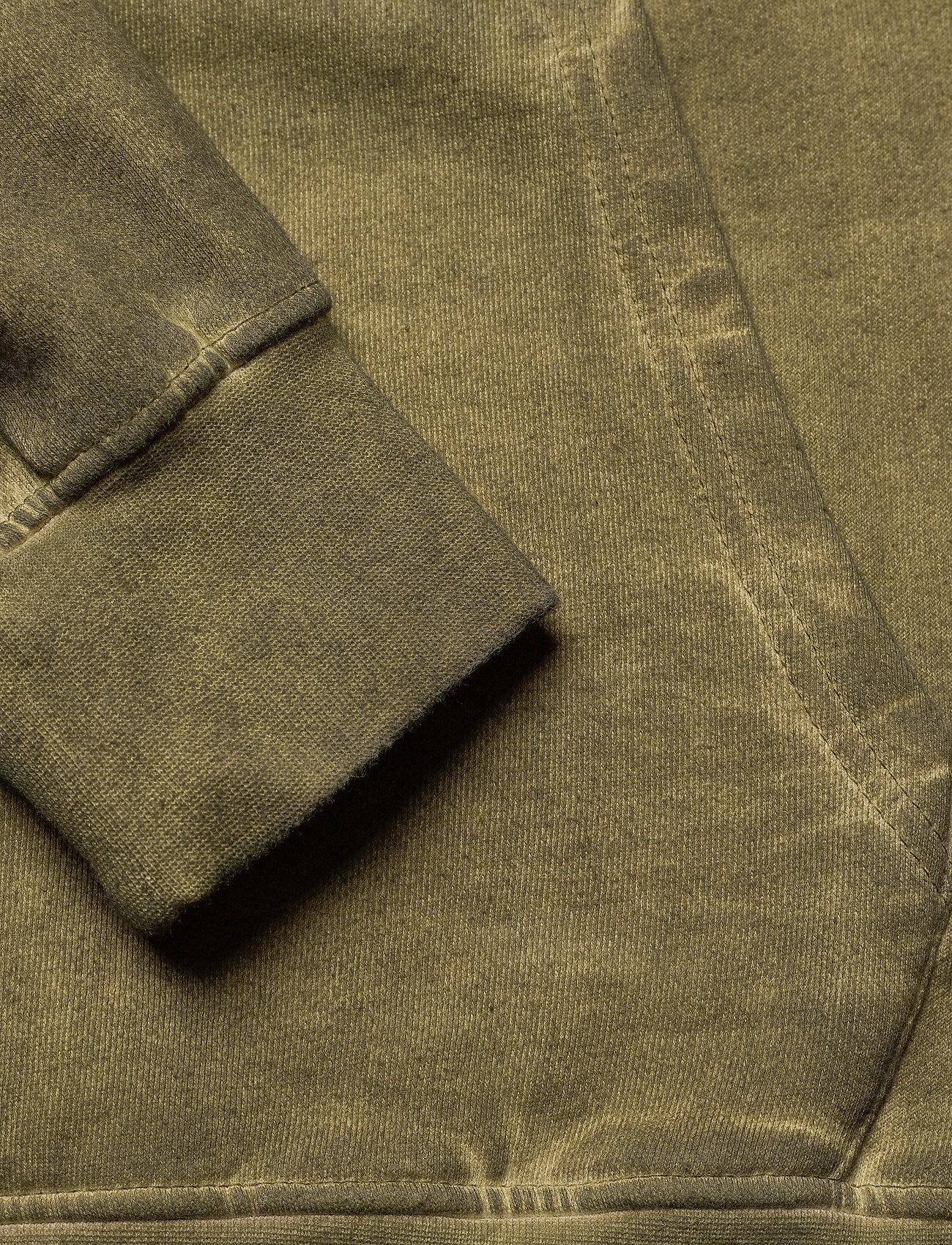HAN Kjøbenhavn - Casual Hoodie - basic sweatshirts - green crush - 6