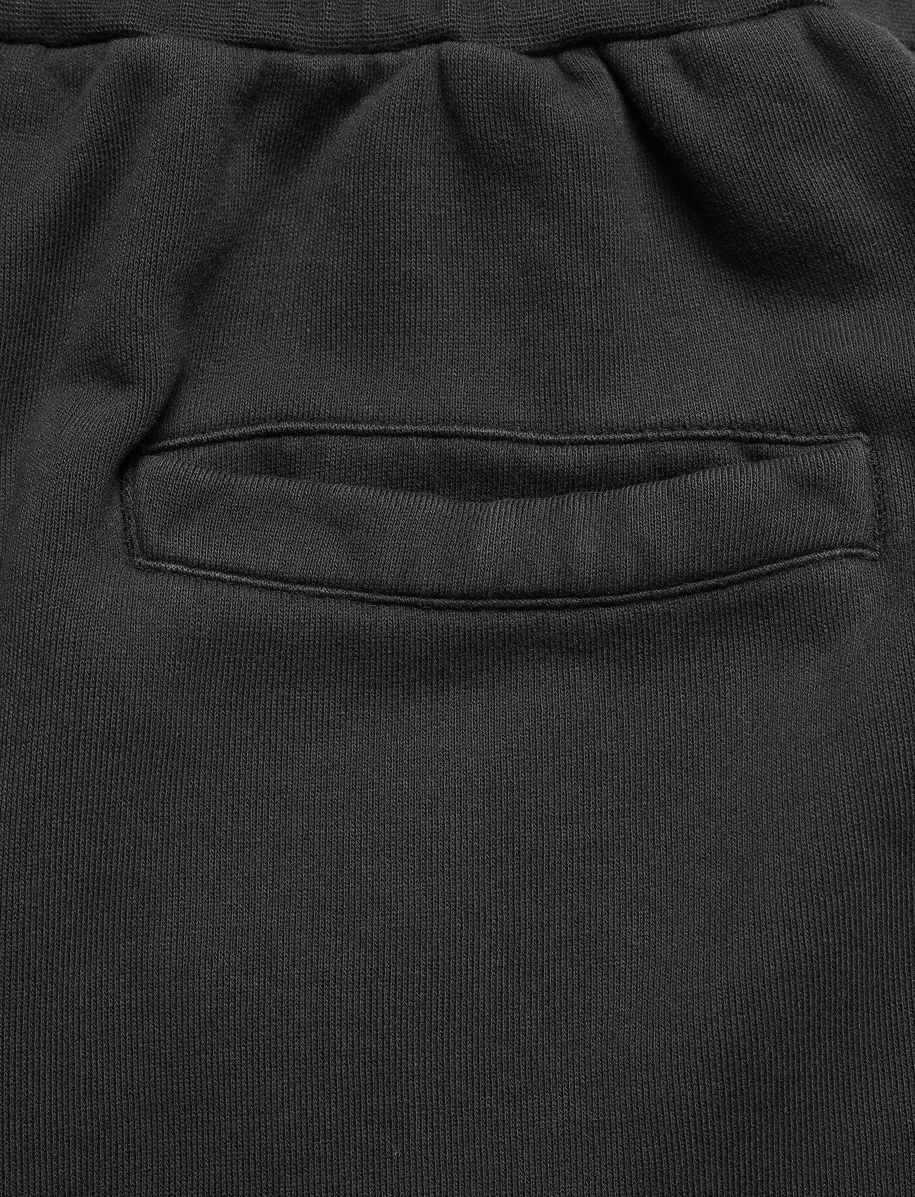 HAN Kjøbenhavn - Sweat Shorts - casual shorts - faded black - 7