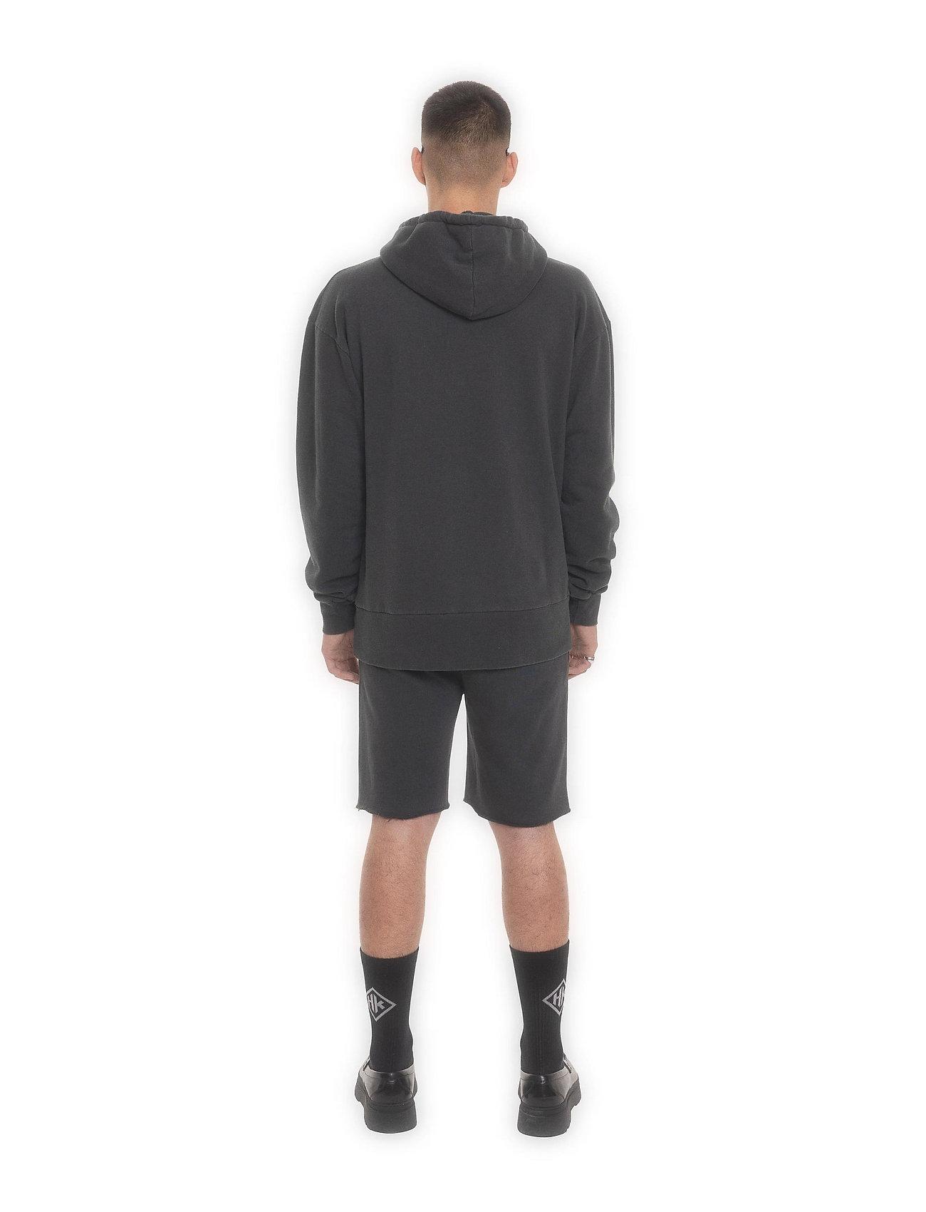 HAN Kjøbenhavn - Bulky Hoodie - hoodies - faded black hk - 4