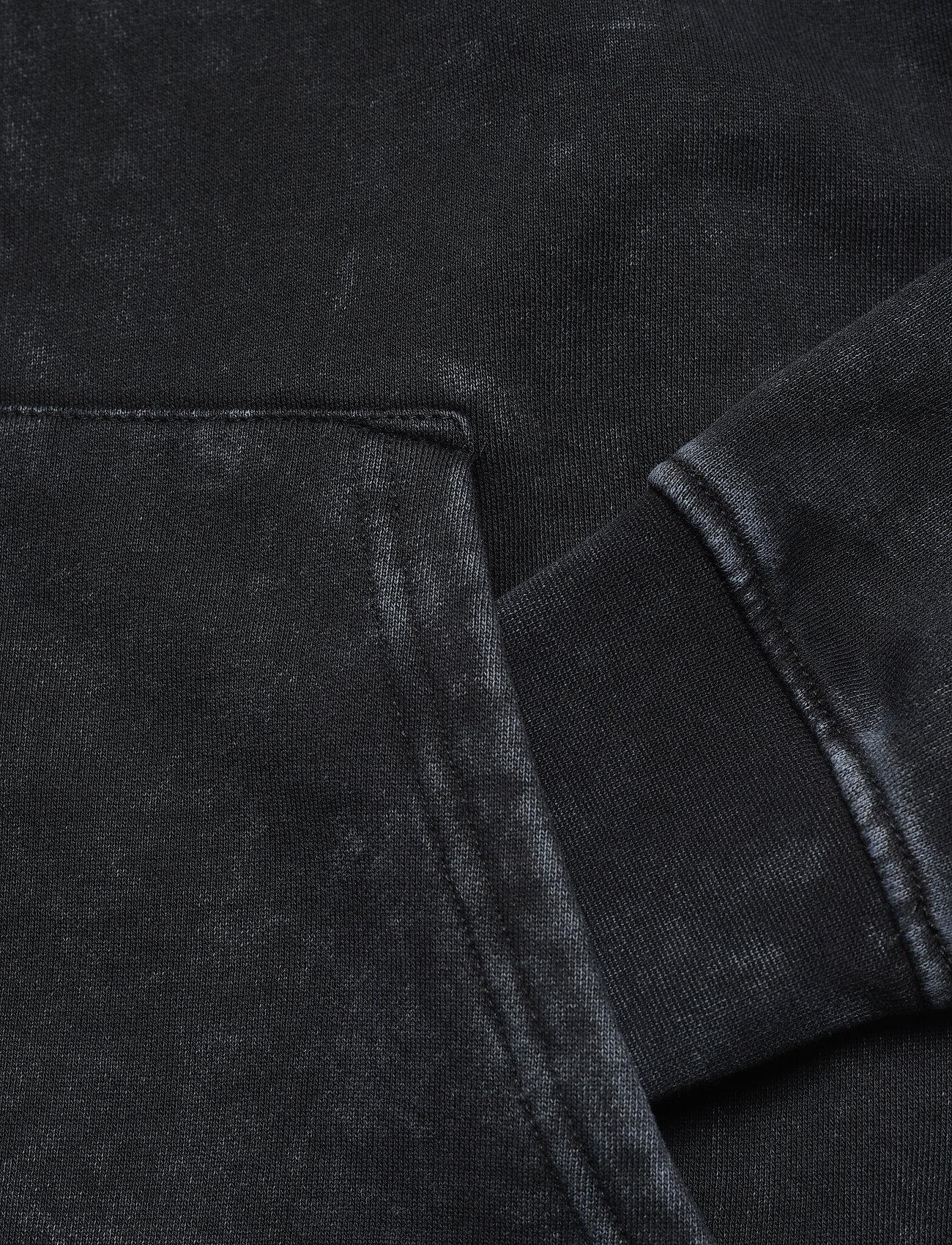 HAN Kjøbenhavn - Casual Hoodie - hoodies - denim blue acid - 3