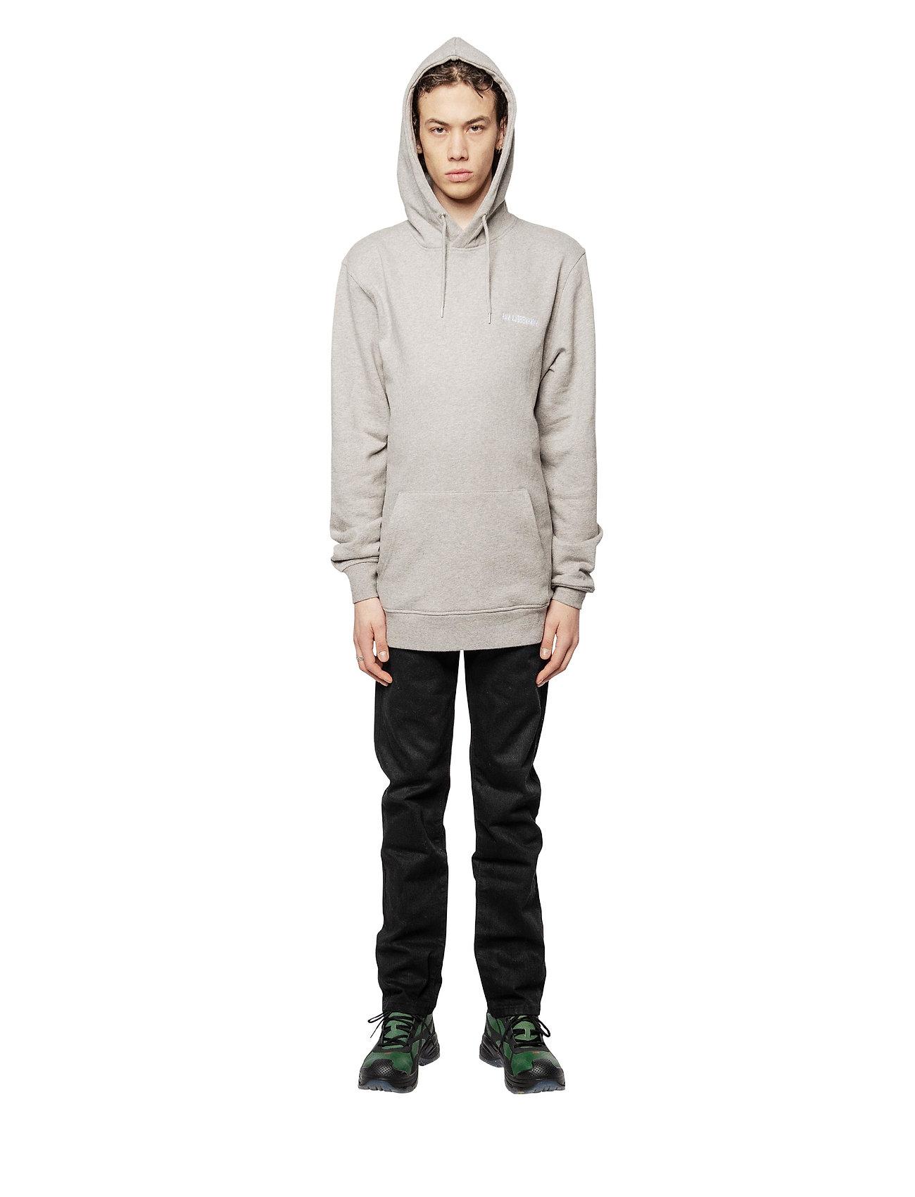 HAN Kjøbenhavn - Casual Hoodie - hoodies - grey melange - 3