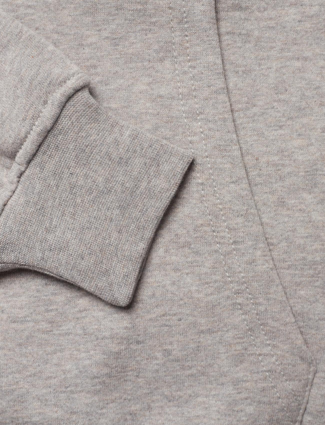 HAN Kjøbenhavn - Casual Hoodie - hoodies - grey melange - 5