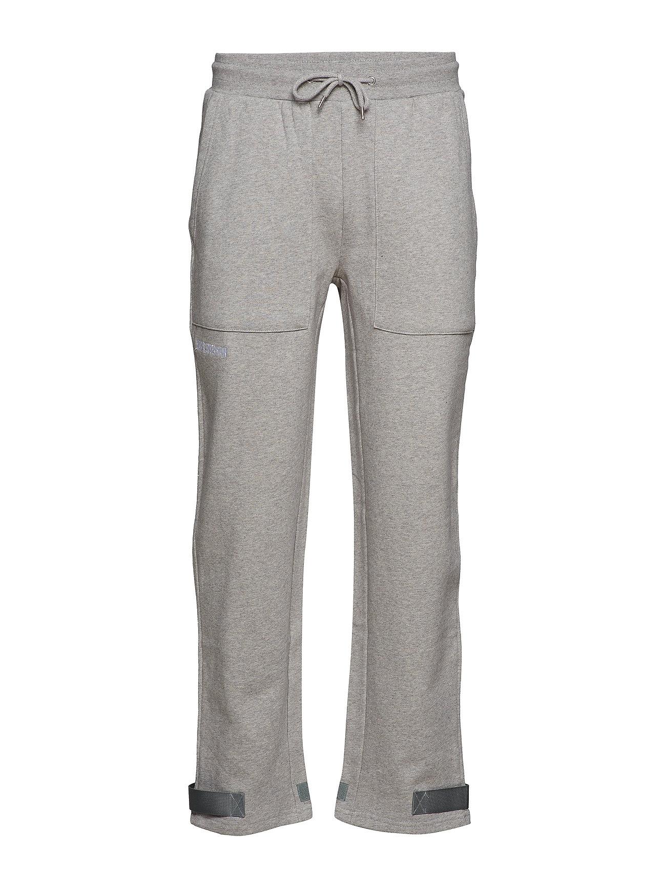 HAN Kjøbenhavn Sweat Pants - GREY LOGO