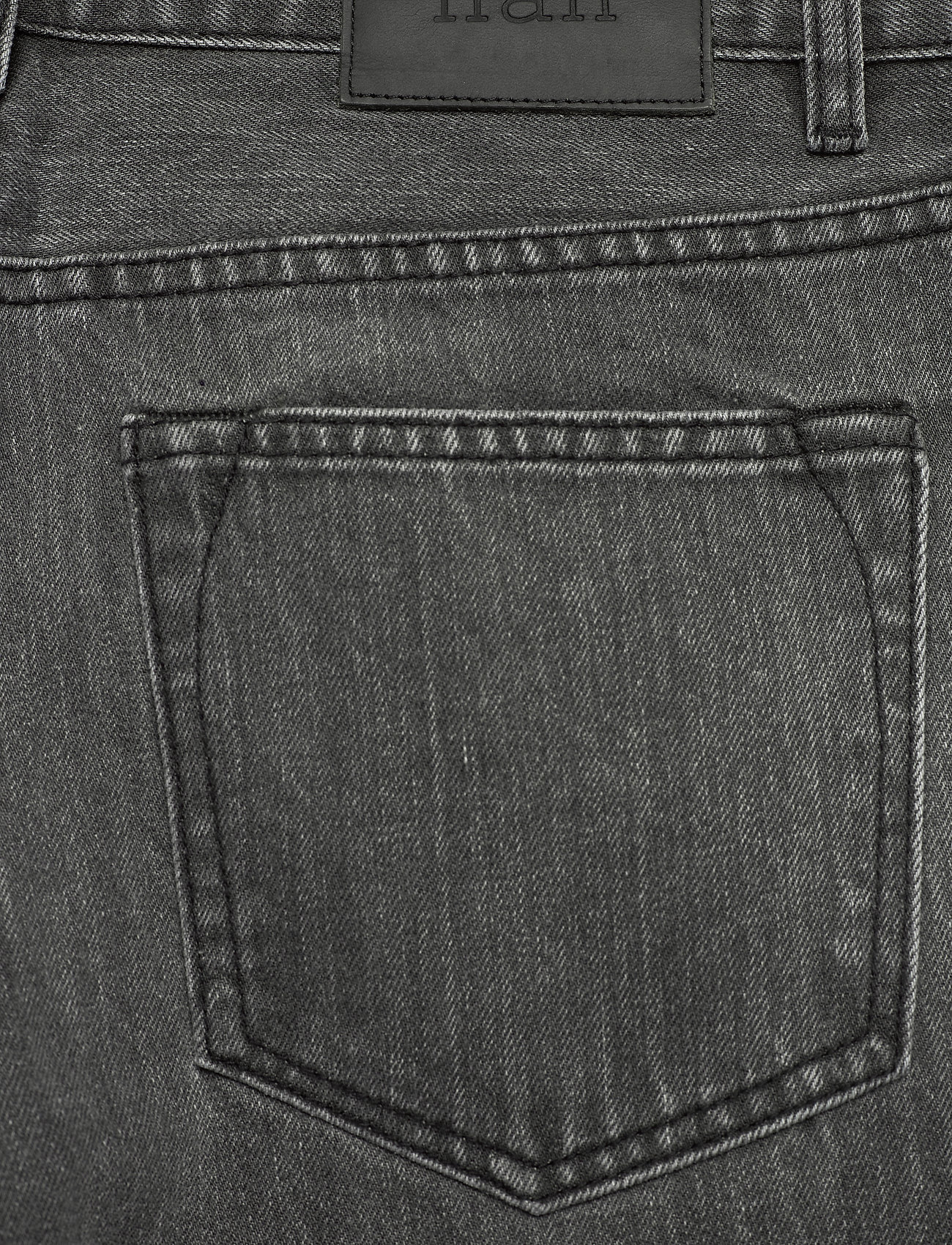 HAN Kjøbenhavn - Tapered Jeans - regular jeans - black stone wash - 4