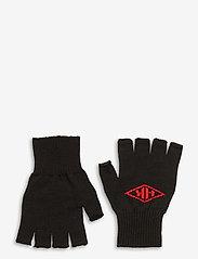 HAN Kjøbenhavn - Finger Gloves - accessoires - black - 0
