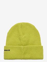 HAN Kjøbenhavn - Beanie Logo - bonnet - lime - 2