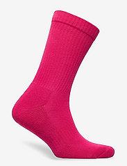 HAN Kjøbenhavn - Socks - enkelsokken - faded pink - 1