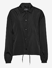 HAN Kjøbenhavn - Coach Jacket - lichte jassen - black nylon - 2