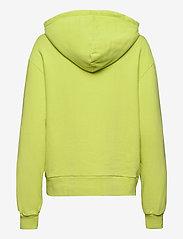 HAN Kjøbenhavn - Bulky Hoodie - hoodies - faded lime - 1