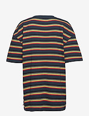 HAN Kjøbenhavn - Boyfriend Tee - t-shirts - blue stripe - 1