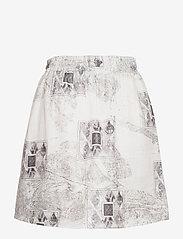 HAN Kjøbenhavn - Track Skirt - korta kjolar - bleach diamond - 1