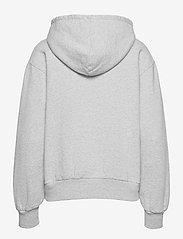 HAN Kjøbenhavn - Bulky Hoodie - hoodies - grey melange - 1