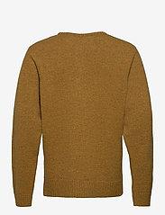 HAN Kjøbenhavn - Bulky Knit Mustard - basic gebreide truien - mustard - 1