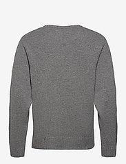 HAN Kjøbenhavn - Bulky Knit Grey - basic gebreide truien - grey melange - 1