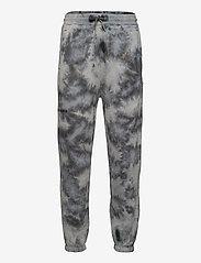 HAN Kjøbenhavn - Sweat Pants - joggingbroek - black acid - 0