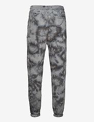 HAN Kjøbenhavn - Sweat Pants - joggingbroek - black acid - 1