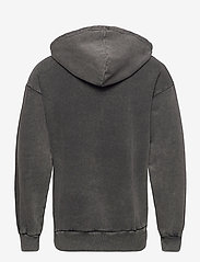 HAN Kjøbenhavn - Artwork Hoodie - hoodies - faded dark grey - 1
