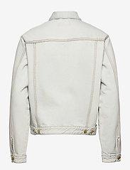 HAN Kjøbenhavn - Boxy Denim Jacket - spijkerjassen - light stone wash - 1